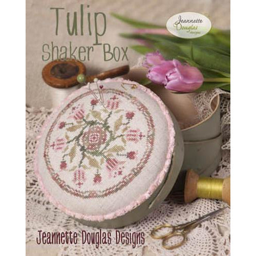 Tulip Shaker Box Pattern