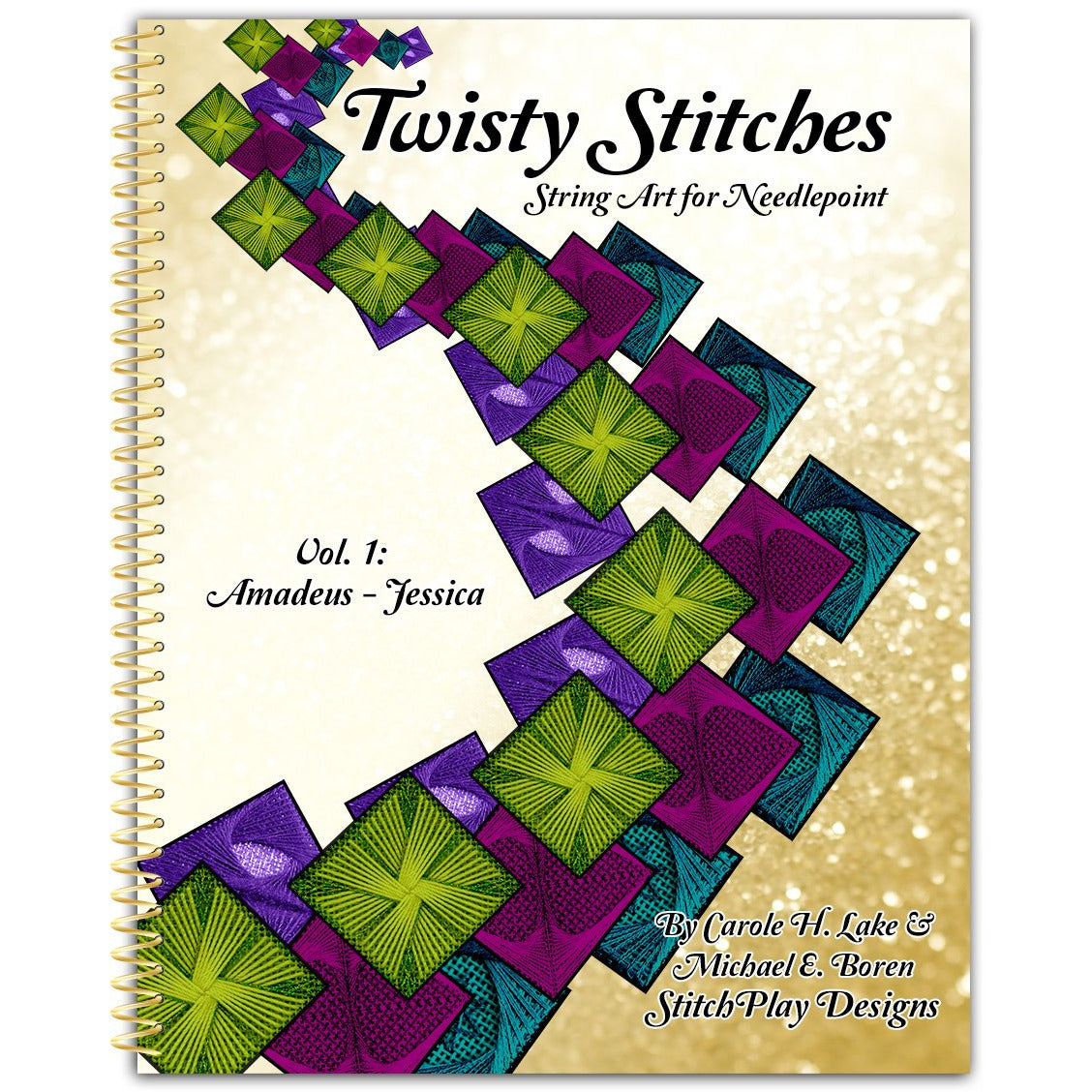 Twisty Stitches Vol. 1 Pattern Book