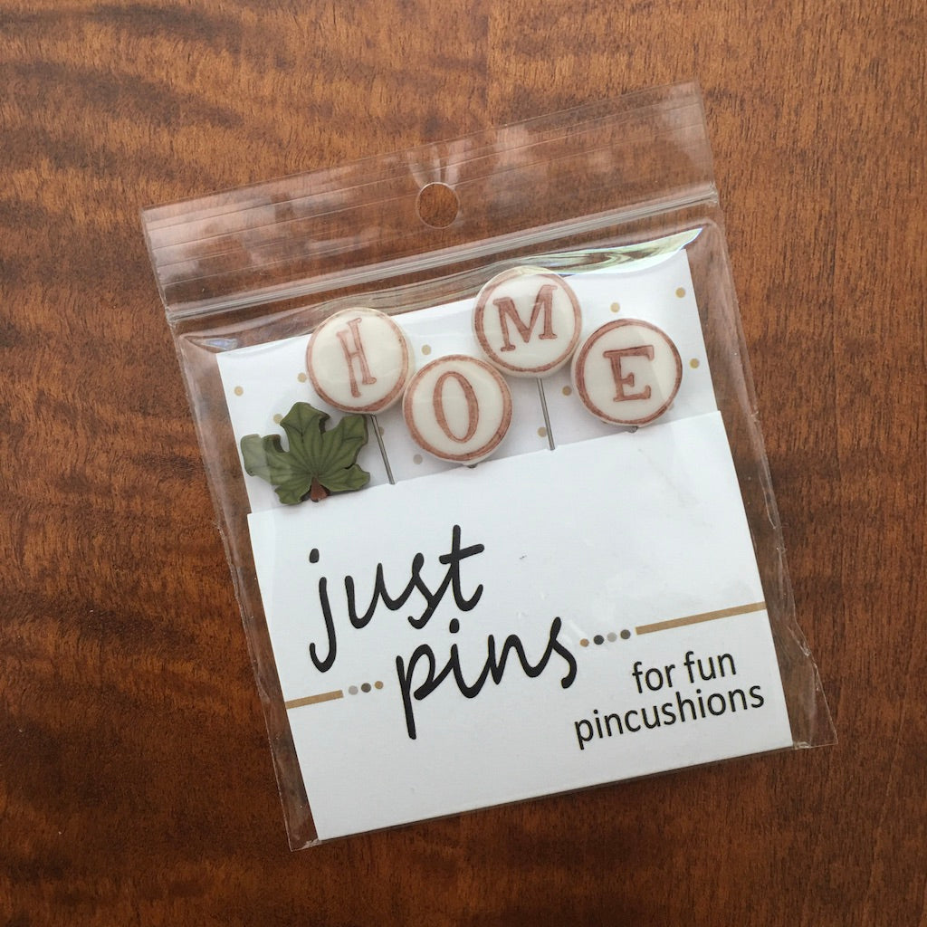 Just Pins Block Party - Home