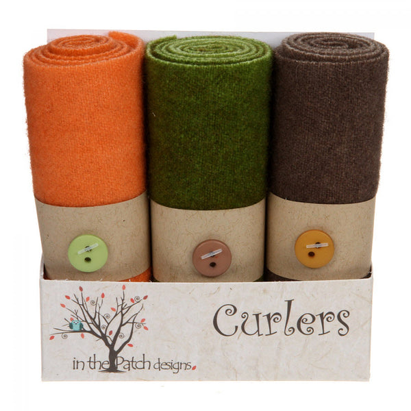 Wool Curler ~ Harvest