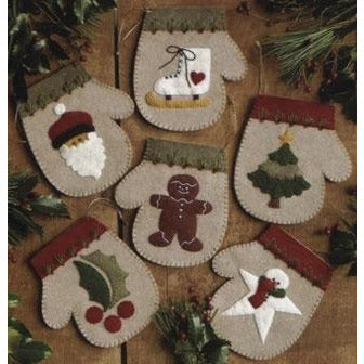 Warm Hands Embroidery Kit