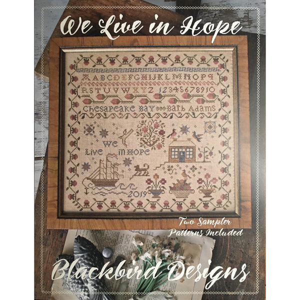We Live in Hope Pattern