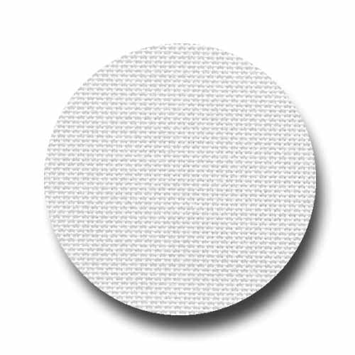32 ct White/Silver Evenweave Fabric