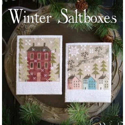 Winter Saltboxes Pattern