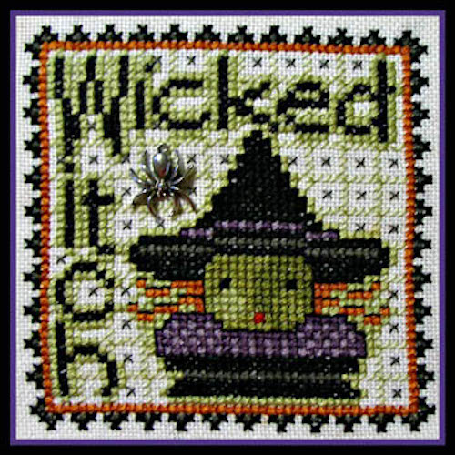 Word Play: Wicked Witch Pattern