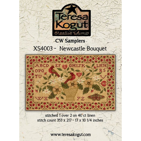Newcastle Bouquet Sampler Pattern