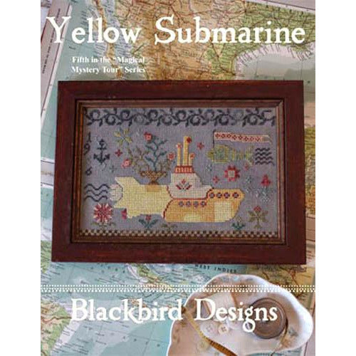 Magical Mystery Tour: Yellow Submarine Pattern