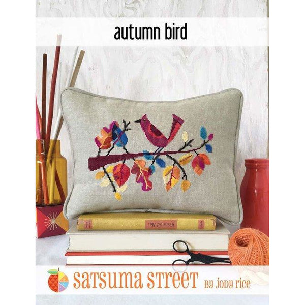 Autumn Bird Pattern