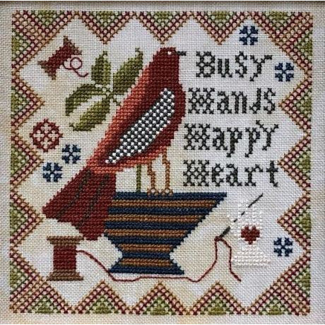Busy Hands Pattern