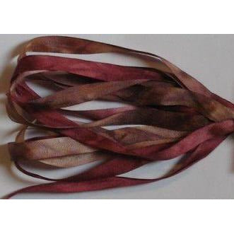 4mm Silk Ribbon ~ Cherry Ripe