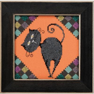Cinder Cross Stitch Kit