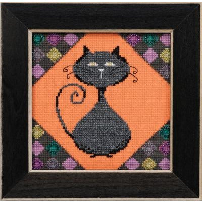 Coal Cross Stitch Kit