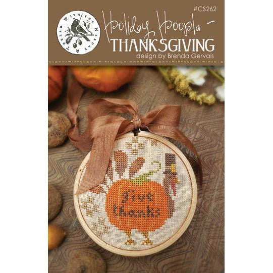 Holiday Hoopla - Thanksgivingn Pattern
