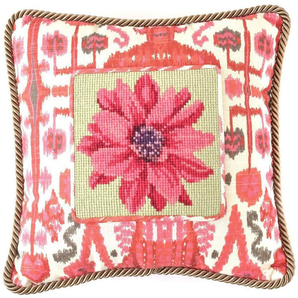 Dahlia Mini Needlepoint Tapestry Kit