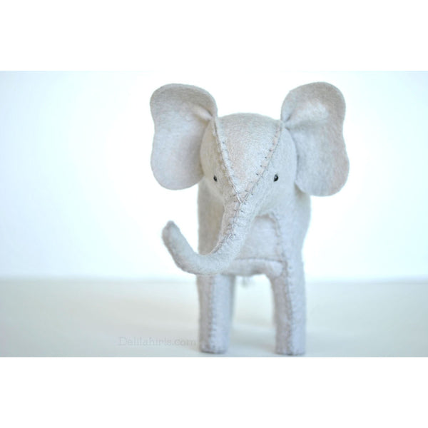 Felt Elephant Sewing Kit