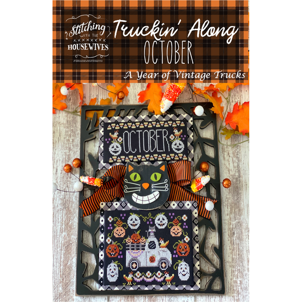 Truckin' Along - October Pattern