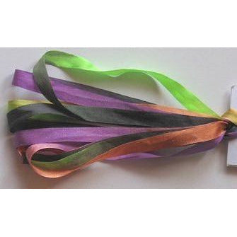 4mm Silk Ribbon ~ Halloween
