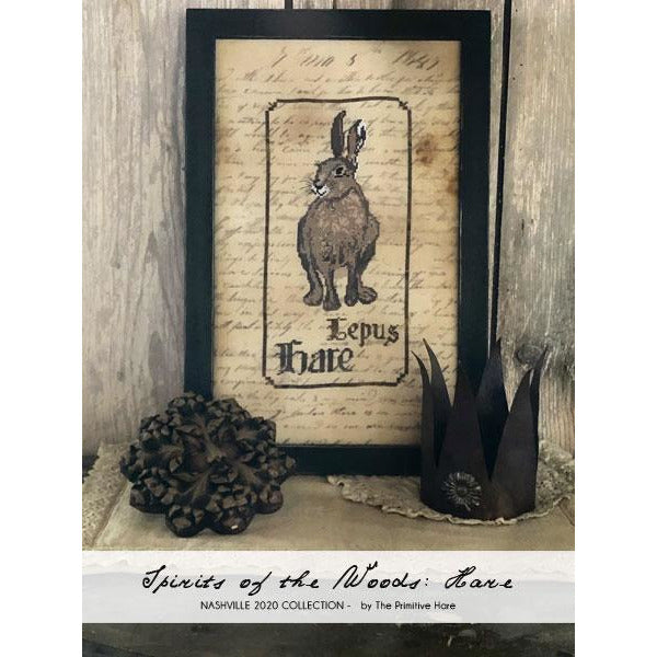 The Hare - Spirits of the Woods Pattern