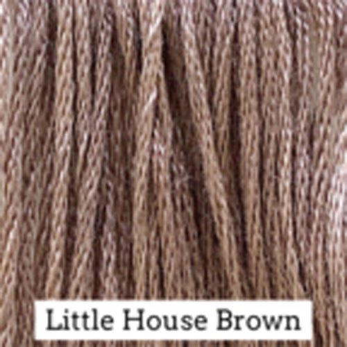 Little House Brown CCT-118