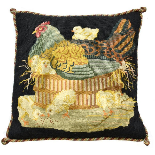 The Mother Hen Needlepoint Tapestry Kit