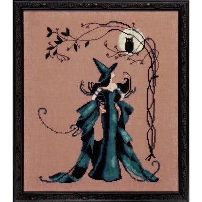 Bewitching Pixies ~ Minerva Cross Stitch Pattern