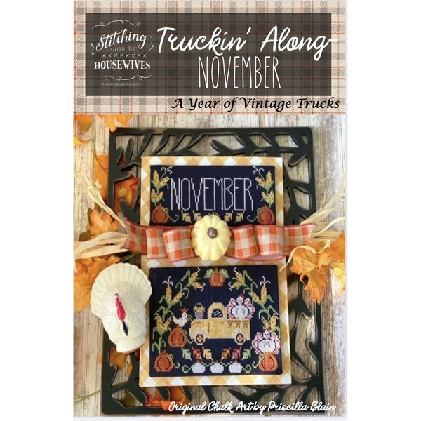 Truckin' Along - November Pattern