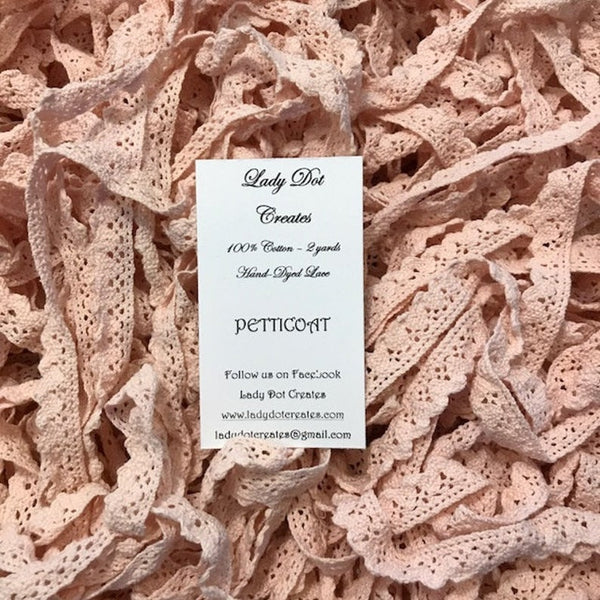 Cotton Lace - Petticoat