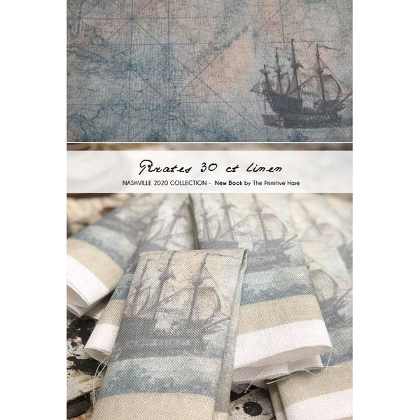 Pirates 30 ct. Linen