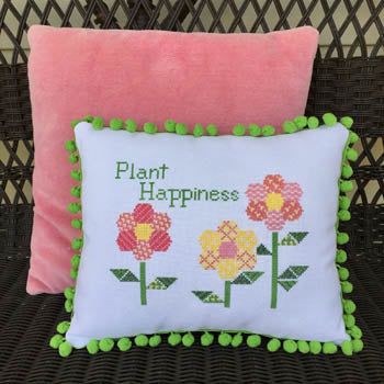 Plant Happiness Pattern