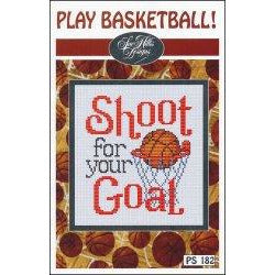 Play Basketball! Pattern