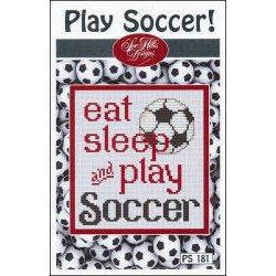 Play Soccer! Pattern
