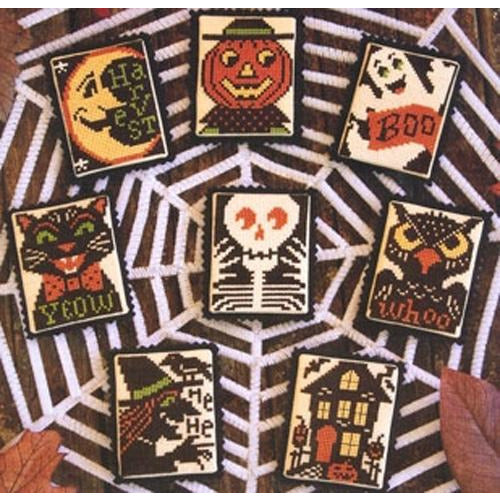 Boo To You Pattern - Original Cardstock