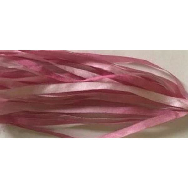 7mm Silk Ribbon ~ Raspberry Ripple