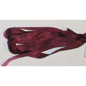 7mm Silk Ribbon ~ Rose Bay