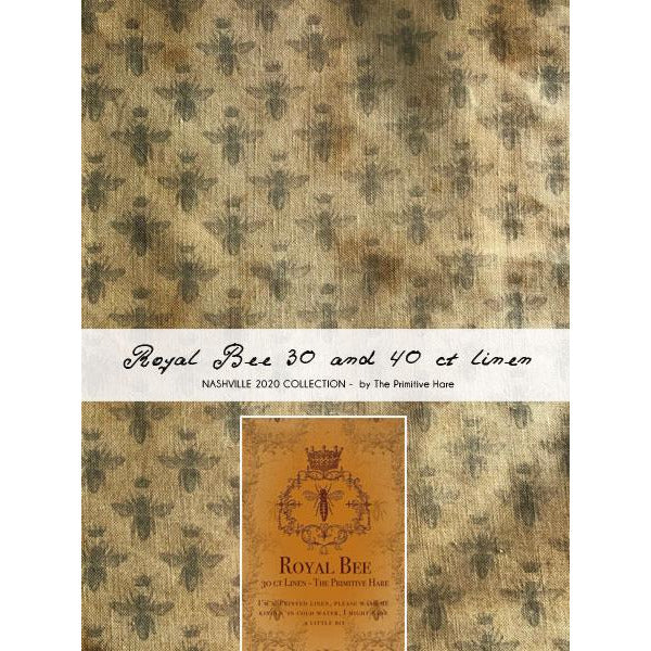 Royal Bee 30 ct. Linen