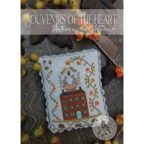 Souvenirs of the Heart - Autumn in Amana Pattern