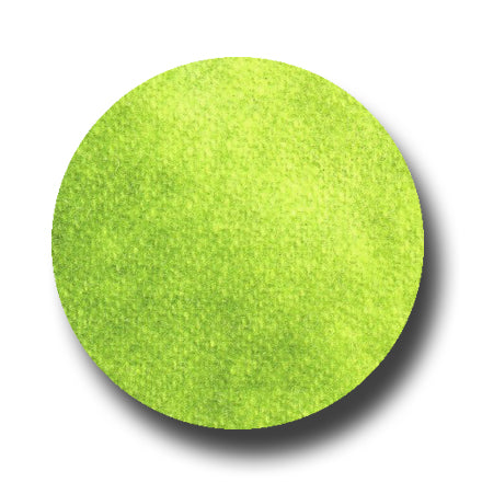 Spring Green Wool Fabric