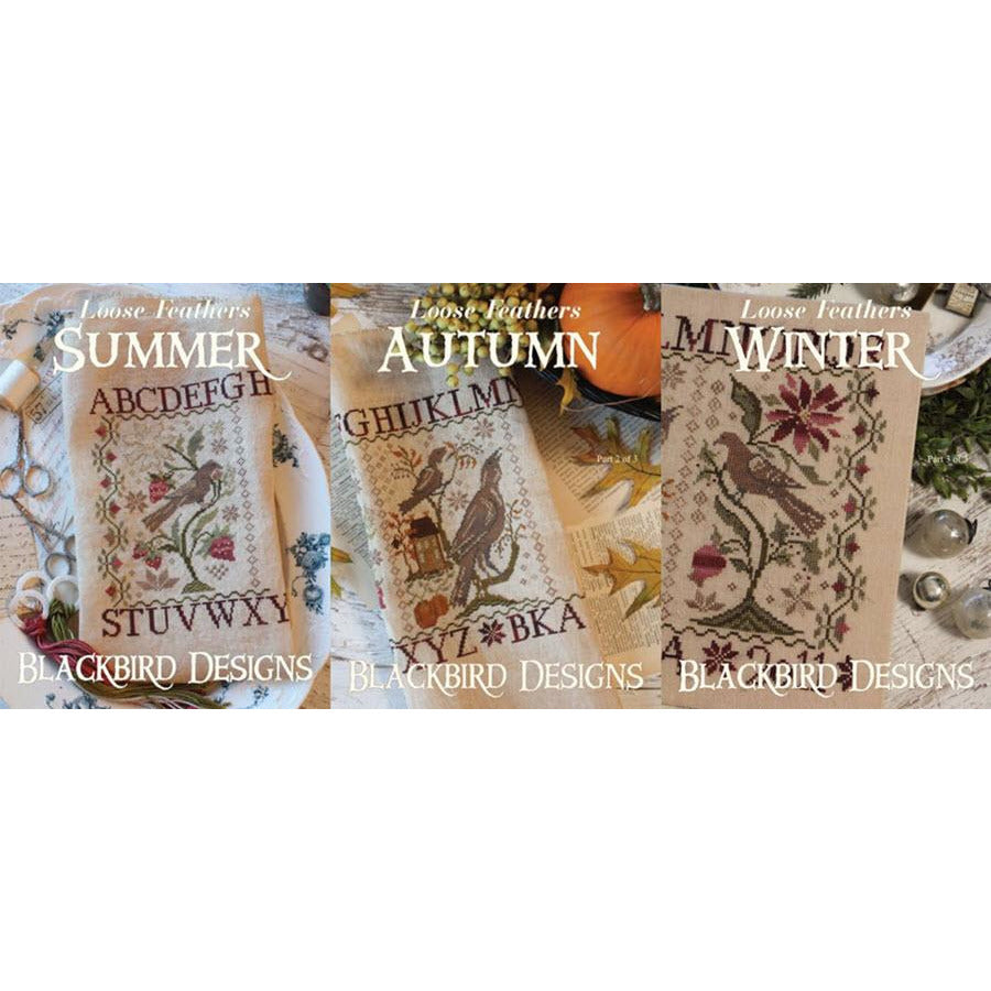 Blackbird Designs - Summer Autumn Winter