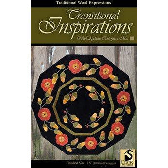 Traditional Inspirations Wool Applique Pattern