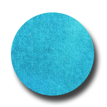 Turquoise Wool Fabric
