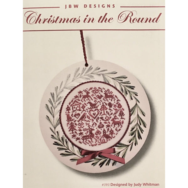 Christmas in the Round Pattern