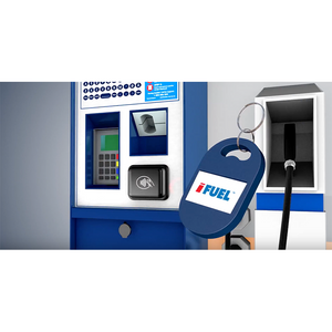 iFUEL Bank RFID Tags for Fleet Refuelling