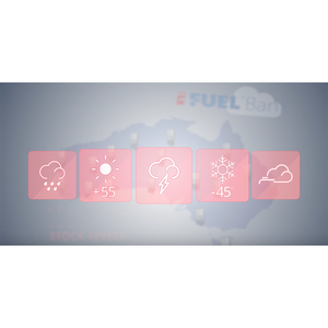 iFUEL Bank is designed to withstand the harshest weather elements