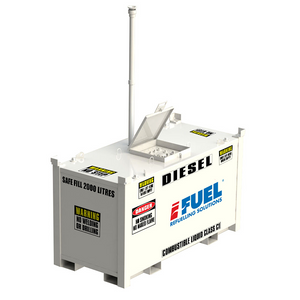 iFUEL CELL 2250L Self Bunded Tank