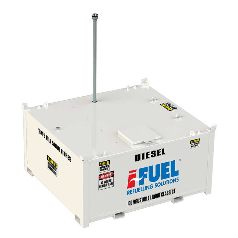 iFUEL CELL 5500L Self Bunded Tank
