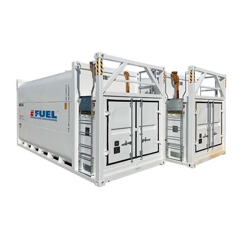 iFUEL CON Containerised Self Bunded Tank Range CON-30 30,000L