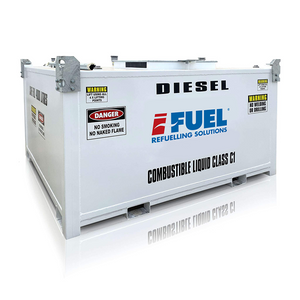 iFUEL FUEL BOX Self Bunded Tank Range