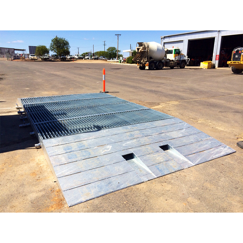 iFUEL Spill Containment Unit cw 2m Ramp Kit