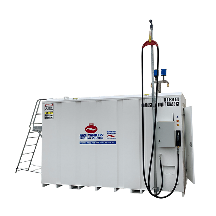iFUEL Store Self Bunded Tank 16,000L STORE-16
