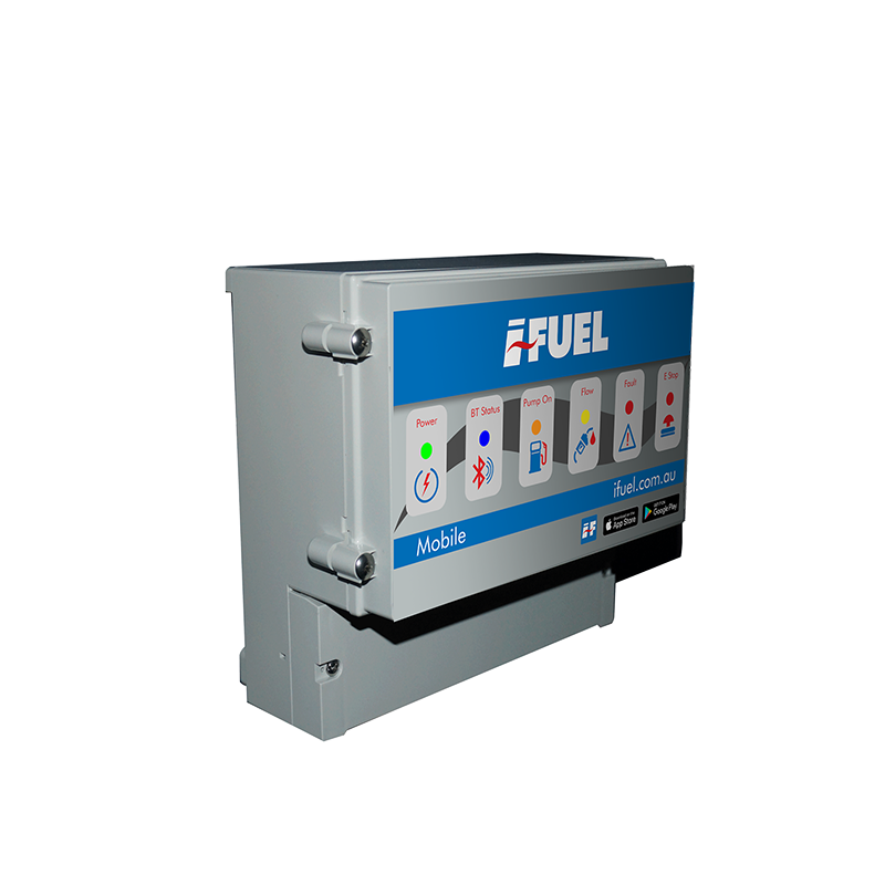 iFUEL Mobile Console